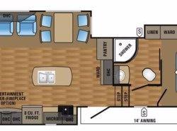 New 2017  Jayco Eagle HT 28.5RSTS by Jayco from Fretz  RV in Souderton, PA