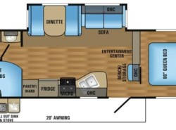 New 2017  Jayco Jay Flight 27BHS by Jayco from Fretz  RV in Souderton, PA