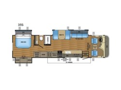 New 2018  Jayco Precept 35S by Jayco from Fretz  RV in Souderton, PA