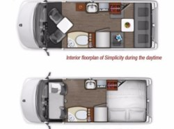 New 2017  Roadtrek Simplicity Class B by Roadtrek from Fretz  RV in Souderton, PA