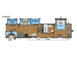 New 2018  Jayco Eagle 333BHOK by Jayco from Fretz  RV in Souderton, PA