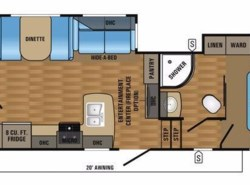 New 2018  Jayco Eagle HT 29.5BHOK by Jayco from Fretz  RV in Souderton, PA