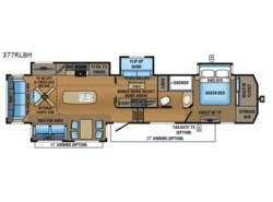 New 2018  Jayco North Point 377RLBH by Jayco from Fretz  RV in Souderton, PA