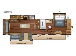 New 2018  Jayco Eagle 330RSTS by Jayco from Fretz  RV in Souderton, PA