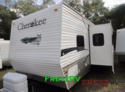 Used 2008  Forest River Cherokee 27Q by Forest River from Fretz  RV in Souderton, PA