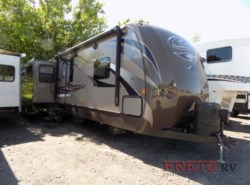 Used 2015  Keystone Cougar X-Lite 33RES by Keystone from Fretz  RV in Souderton, PA