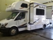 2018 Thor Motor Coach Four Winds Sprinter 24FS