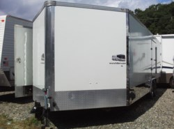 Used 2004  Innovator Trailers  Enclosed Vehicle Trailer by Innovator Trailers from Fuller Motorhome Rentals in Boylston, MA