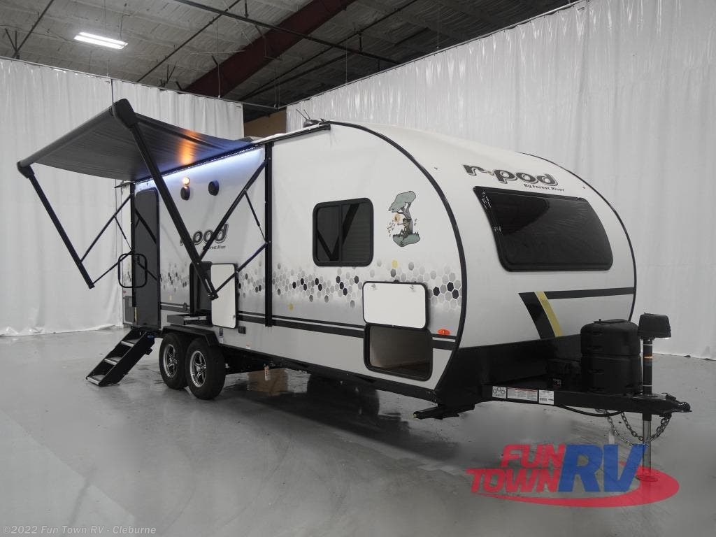 2022 Forest River R Pod RP-202