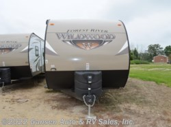 New 2015 Forest River Wildwood 28DBUD available in Riceville, Iowa