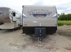 New 2015  Forest River Wildwood 31KQBTS by Forest River from Gansen Auto & RV Sales, Inc. in Riceville, IA