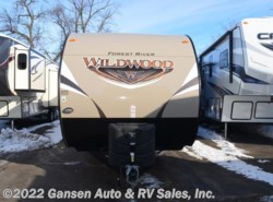 New 2016  Forest River Wildwood 31BKIS by Forest River from Gansen Auto & RV Sales, Inc. in Riceville, IA
