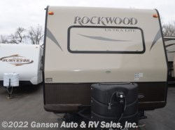 Used 2015  Forest River Rockwood Ultra Lite 2904SS by Forest River from Gansen Auto & RV Sales, Inc. in Riceville, IA