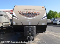 New 2017  Forest River Wildwood 30KQBSS by Forest River from Gansen Auto & RV Sales, Inc. in Riceville, IA