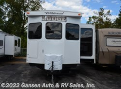 Used 2015  Forest River Wildwood Lodge 394FKDS by Forest River from Gansen Auto & RV Sales, Inc. in Riceville, IA