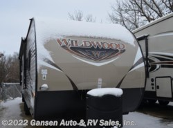 New 2017  Forest River Wildwood 27DBK by Forest River from Gansen Auto & RV Sales, Inc. in Riceville, IA