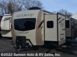 New 2017  Forest River Rockwood Signature Ultra Lite 8328BS by Forest River from Gansen Auto & RV Sales, Inc. in Riceville, IA