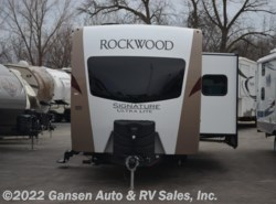 New 2017  Forest River Rockwood Signature Ultra Lite 8312SS by Forest River from Gansen Auto & RV Sales, Inc. in Riceville, IA
