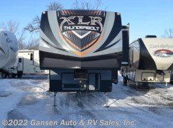 New 2017  Forest River XLR Thunderbolt 340AMP by Forest River from Gansen Auto & RV Sales, Inc. in Riceville, IA
