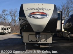 New 2017  Forest River Sandpiper 389RD by Forest River from Gansen Auto & RV Sales, Inc. in Riceville, IA