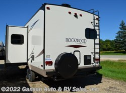 New 2018  Forest River Rockwood Ultra Lite 2304DS by Forest River from Gansen Auto & RV Sales, Inc. in Riceville, IA