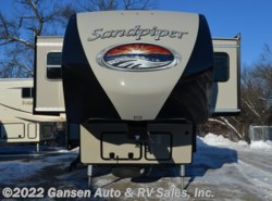 New 2017  Forest River Sandpiper 379FLOK by Forest River from Gansen Auto & RV Sales, Inc. in Riceville, IA