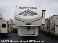 Used 2014  Keystone Montana 3725RL by Keystone from Gansen Auto & RV Sales, Inc. in Riceville, IA