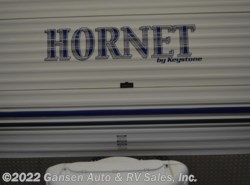 Used 2003  Keystone Hornet 24QLS by Keystone from Gansen Auto & RV Sales, Inc. in Riceville, IA