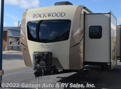 New 2018  Forest River Rockwood Signature Ultra Lite 8311WS by Forest River from Gansen Auto & RV Sales, Inc. in Riceville, IA