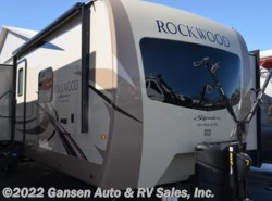 New 2018  Forest River Rockwood Signature Ultra Lite 8328BS by Forest River from Gansen Auto & RV Sales, Inc. in Riceville, IA