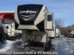 New 2018  Forest River Sandpiper 345RLOK by Forest River from Gansen Auto & RV Sales, Inc. in Riceville, IA