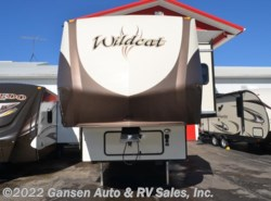 New 2018  Forest River Wildcat 32WB by Forest River from Gansen Auto & RV Sales, Inc. in Riceville, IA