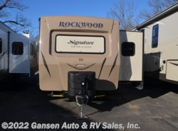 New 2017  Forest River Rockwood Signature Ultra Lite 8293IKRBS