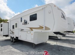 Used 2008  Forest River Cedar Creek Silverback 33LBHTS by Forest River from Gauthiers' RV Center in Scott, LA