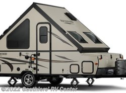 New 2018  Forest River Rockwood Hard Side A122SESP by Forest River from Gauthiers' RV Center in Scott, LA