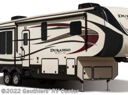 New 2018  K-Z Durango Gold G355RLT by K-Z from Gauthiers' RV Center in Scott, LA