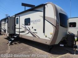 New 2018  Forest River Rockwood Signature Ultra Lite 8328BS by Forest River from Gauthiers' RV Center in Scott, LA