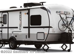 New 2019  Forest River Rockwood Geo Pro G19FD by Forest River from Gauthiers' RV Center in Scott, LA
