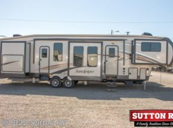New 2018  Forest River Sandpiper 379FLOK by Forest River from George Sutton RV in Eugene, OR