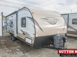 New 2018  Forest River Wildwood X Lite 261BHXL by Forest River from George Sutton RV in Eugene, OR
