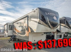 New 2018  Heartland RV Landmark 365 LM Newport by Heartland RV from George Sutton RV in Eugene, OR