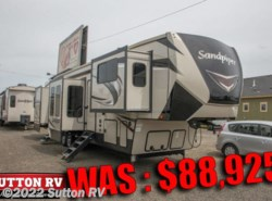 New 2019 Forest River Sandpiper 379FLOK available in Eugene, Oregon