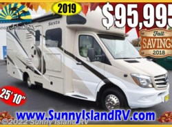 New 2019 Thor Motor Coach Siesta Sprinter 24SK available in Rockford, Illinois