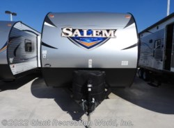 New 2017  Forest River Salem 27DBK by Forest River from Giant Recreation World, Inc. in Melbourne, FL