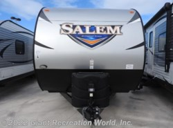 New 2017  Forest River Salem 27RKSS by Forest River from Giant Recreation World, Inc. in Melbourne, FL