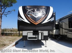 New 2017  Forest River  THUNDERBOLT 341AMP by Forest River from Giant Recreation World, Inc. in Palm Bay, FL