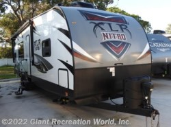 New 2017  Forest River XLR Nitro 28KW by Forest River from Giant Recreation World, Inc. in Palm Bay, FL