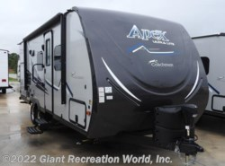 New 2018  Coachmen Apex 215RBK by Coachmen from Giant Recreation World, Inc. in Palm Bay, FL