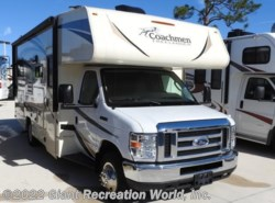 Used 2018  Coachmen Freelander  22QBF by Coachmen from Giant Recreation World, Inc. in Palm Bay, FL