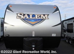 New 2017  Forest River Salem 27DBUD by Forest River from Giant Recreation World, Inc. in Winter Garden, FL